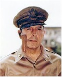 Occupation commanding general Douglas MacArthur