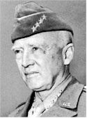 Third Army commander General George S. Patton