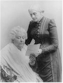 Today in History: Seneca Falls Declaration Issued ... click to read about it!